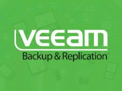 Cloud backup Full incremental Server Backup every day with 1TB with Veeam